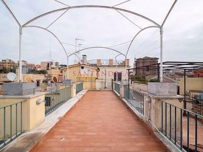 affitto-attico-roma-via-della-mercede